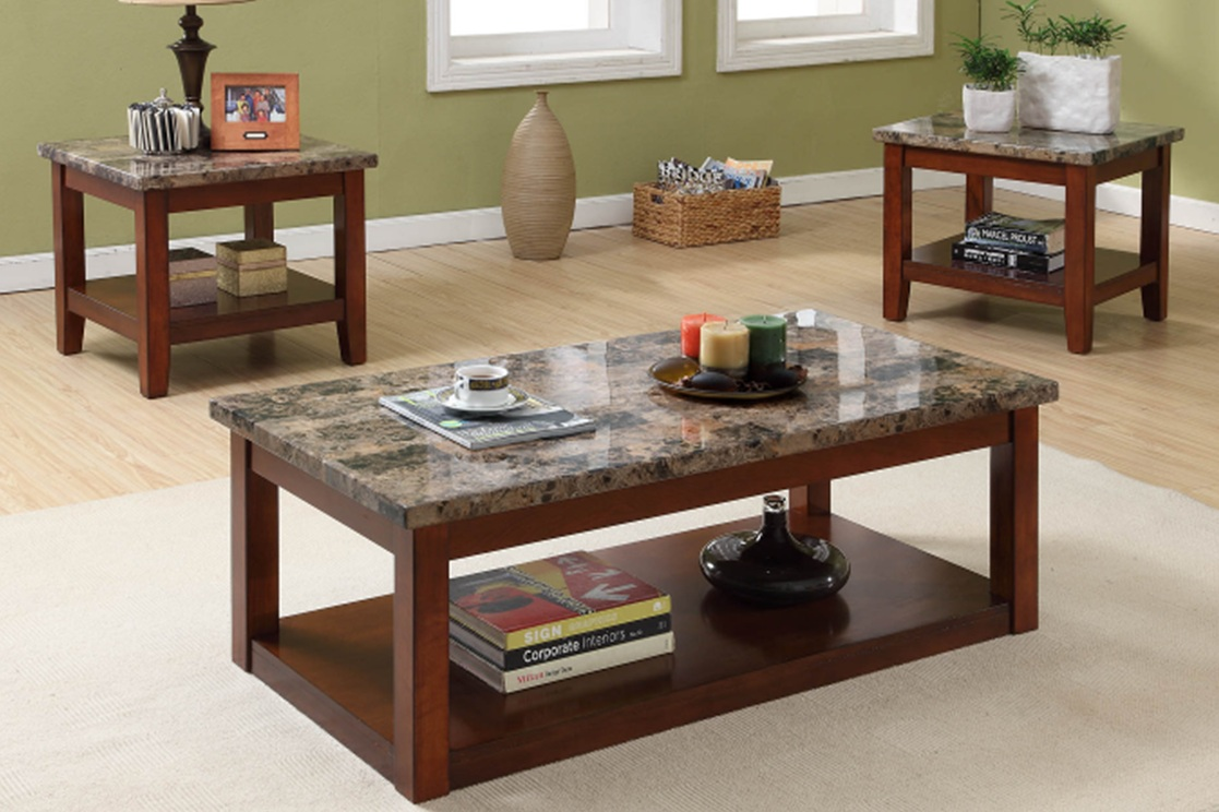 : coffee end table sets cheap - pezcame.com