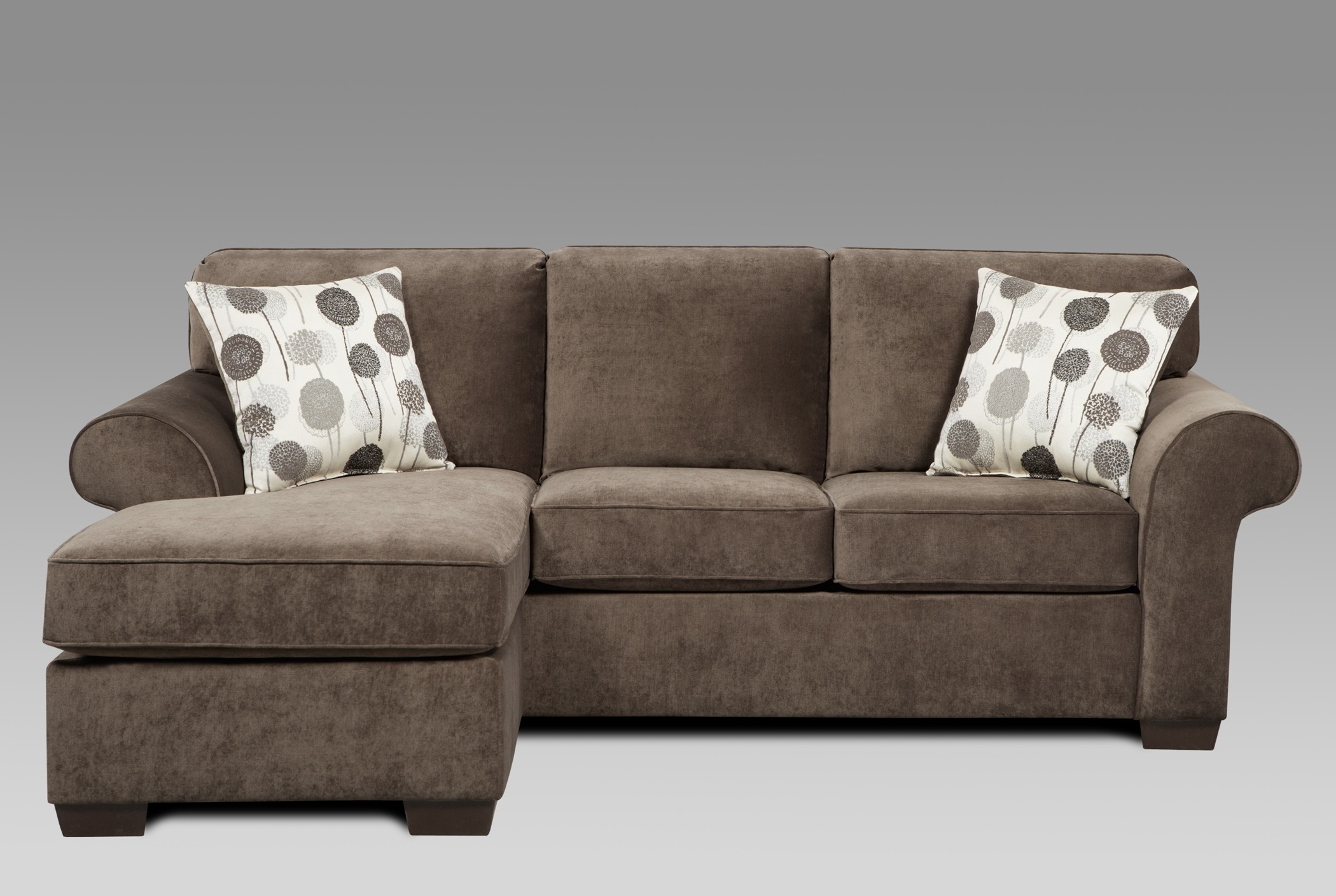 Elizabeth Ash fabric Sectional Sofa and Loveseat Set w/ Pillows  Made In USA Item No LAF5300EA : loveseat sectional sofa - Sectionals, Sofas & Couches